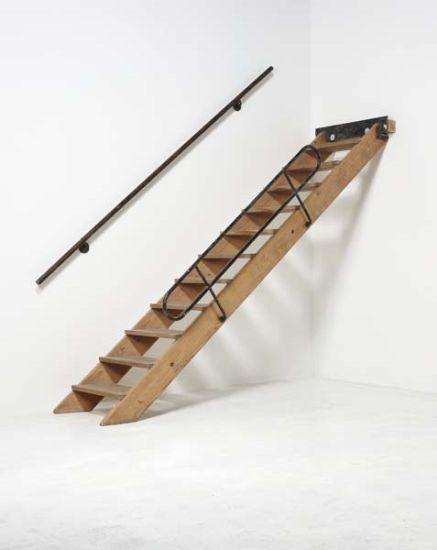 LE CORBUSIER AND JEAN PROUVÉ, Staircase