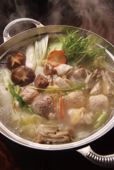 Mizutaki Nabe | 水炊き鍋