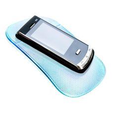 Univerzális, csúszásgátló autós GPS, telefon, kulcs, toll tartó - a lap állaga a szilikonhoz hasonlítható, guminál puhább, rugalmas