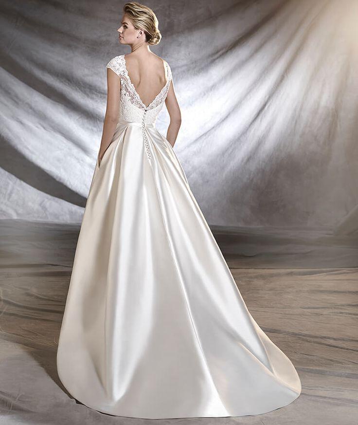 Robes De Mariée En Tulle sur Pinterest  Robes De Mariée, Robes De ...
