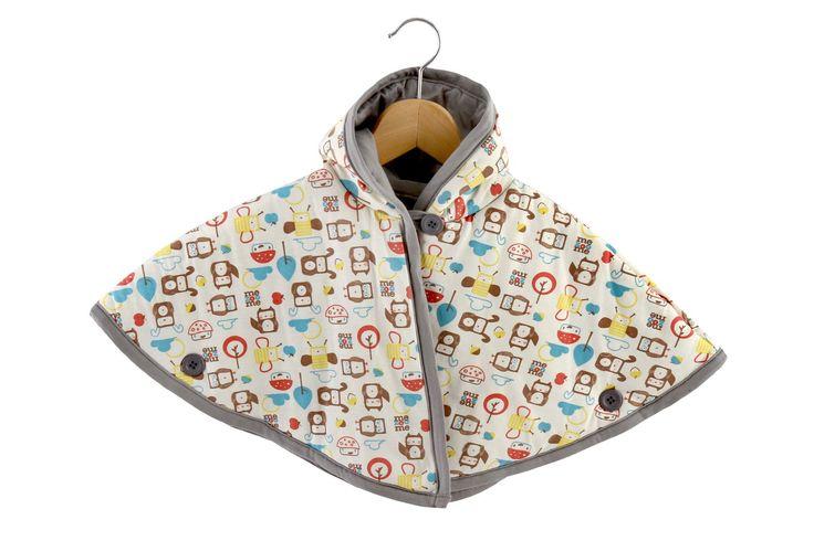 Baby Poncho/Baby Cape, Mezoome