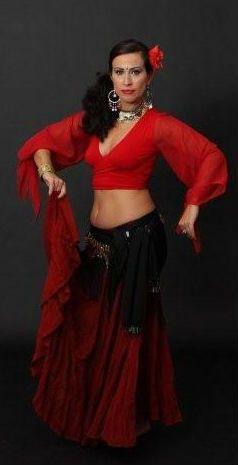 a #quellidiaries ci sarà anche il flamenco orientale! 22 giugno teatro martinitt!