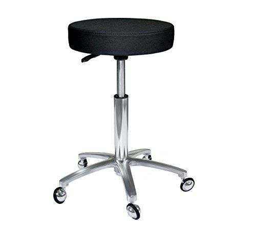 This is an improved version of the regular stool, which is especially suitable for places where hair is produced, such as salons and hair salons. The stainless steel tripods make the bench less damaged, more durable and more comfortable. Know WP - Special Offer Step-By-Step WordPress Video... more details available at https://furniture.bestselleroutlets.com/home-office-furniture/home-office-desk-chairs/swivel-chairs/product-review-for-barber-salon-hair-stool-chair-for-nail-ma