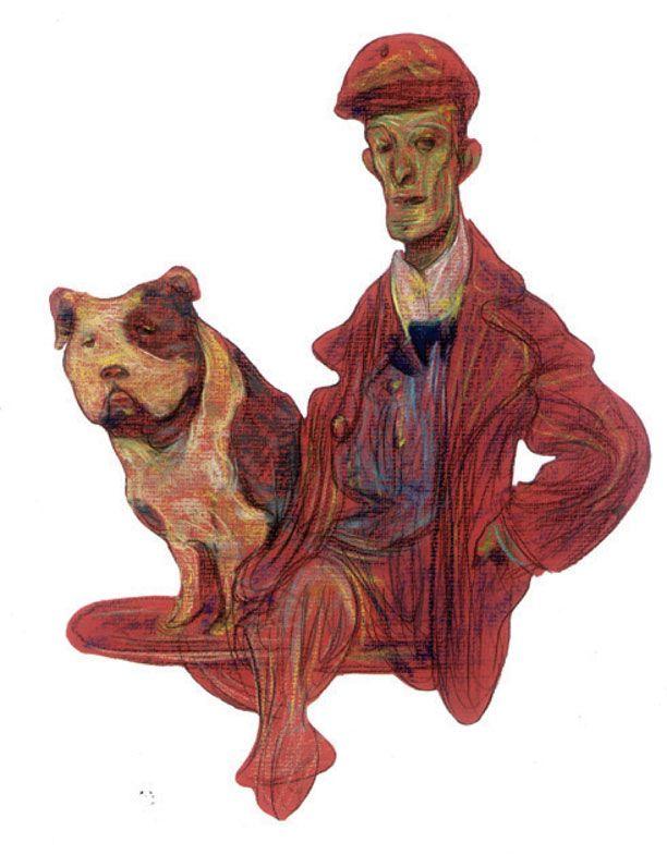 carlos nine (argentino) - DEP 16/07/16 [Haedo, provincia de Buenos Aires, 21 de febrero de 1944 - Olivos, Buenos Aires; 16 de julio de 2016) fue un dibujante, pintor y escultor argentino.]