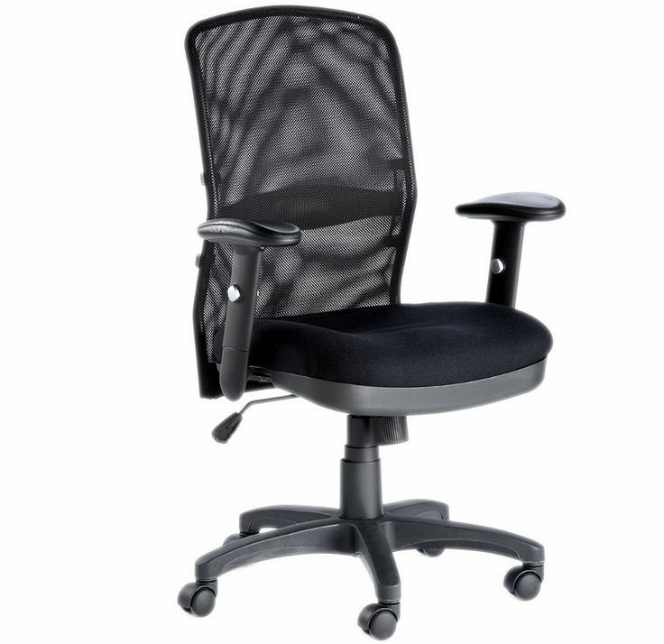 Office Chairs With Lumbar Support And Adjustable Arms Uk Office