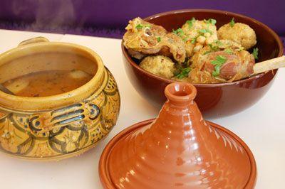 Voyage au pays de la gastronomie kabyle - Cuisine Kabyle