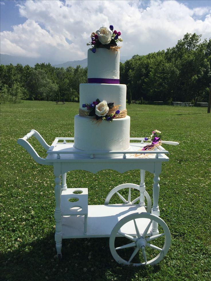Weddingcake#otantikorganizasyon&büyükbahçe