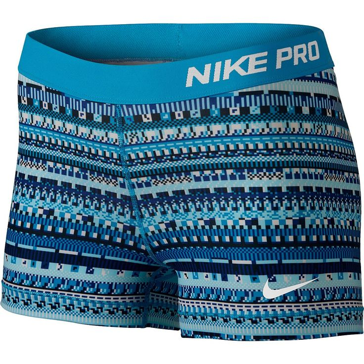 Chasing away winter blues with some new spring fitness gear, like these #NikePro shorts.