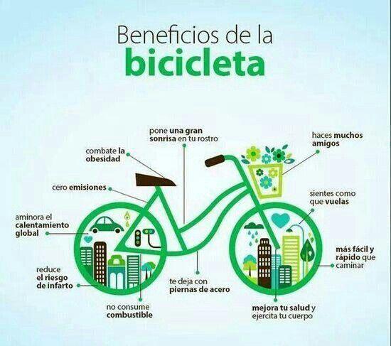 #LaBicicleta Es una elección cómoda, divertida y saludable. ¿Te animás? www.lhuma.com