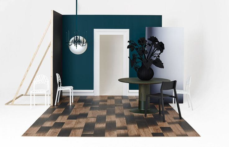Styling and Concept: Thomas Eurlings  Photo: Rene Mesman Client: Forbo Flooring