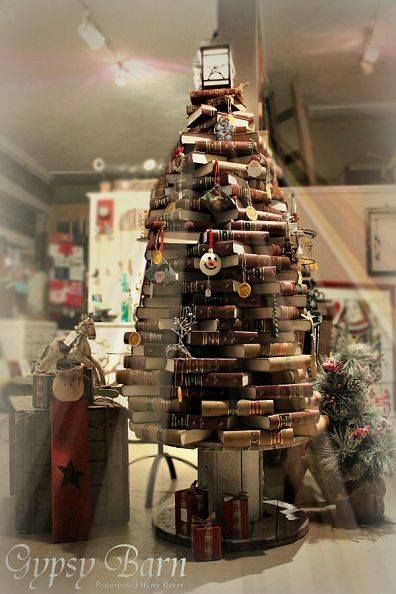 This is my kind of Christmas tree!