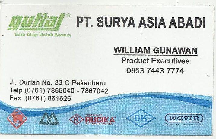 PT. Surya Asia Abadi