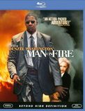 Man on Fire [Blu-ray] [Eng/Fre/Spa] [2004]