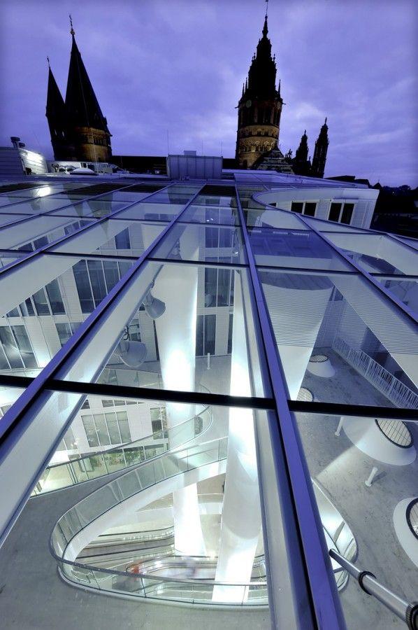 Mainz Markthäuser 11-13 | Massimiliano & Doriana Fuksas