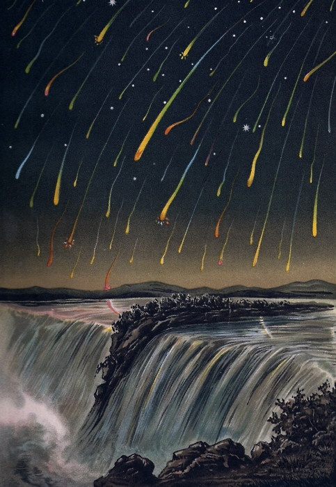 Meteor Activity Outlook for February 2-8, 2019 - American ...  |Meteor Shower Calendar 2013 North America