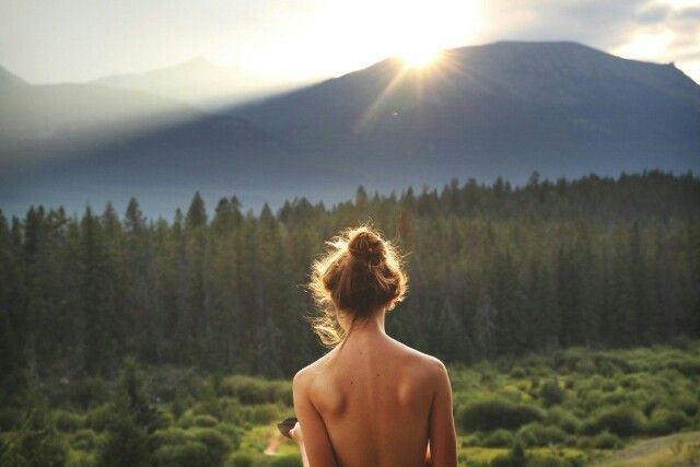 Sunrise is beautiful, isn't it?