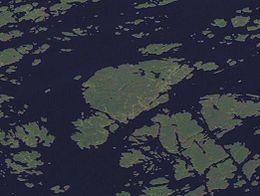 Lista över öar och platser i Stockholms skärgård – Wikipedia