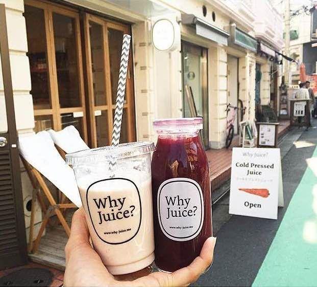 Вкусное и полезное в Японии, часть 1. Токио и Киото