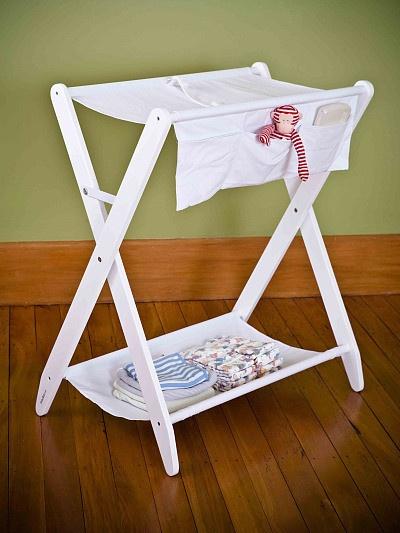 Mocka Folding Change Table