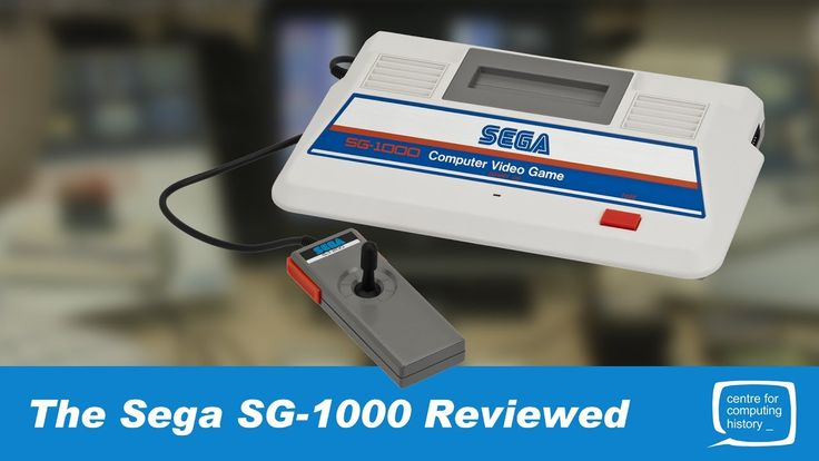 Sega's First Video Game Console - Sega SG-1000 Adrian and Phil take a look at Sega's first video game console - the SG-1000. Watch them play games inclusing Monaco GP, Exerion, Lode Runner and Flicky. Also a quick comparison with the Sega SG-1000 MkII.