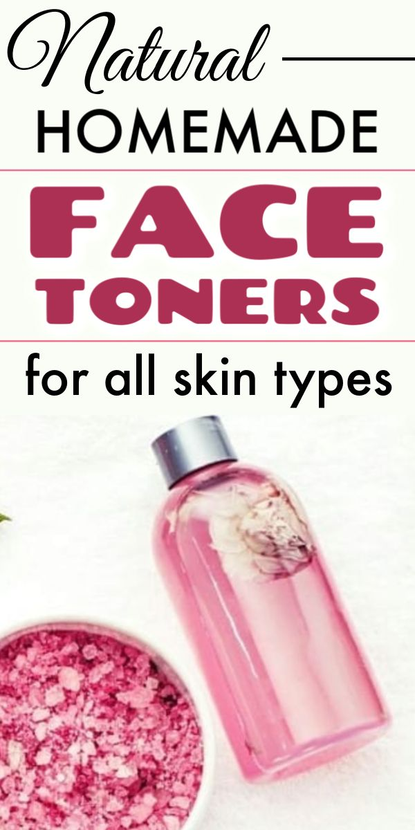 Use this DIY Toner to get pure white glowing skin complexion, suitable for all skin types