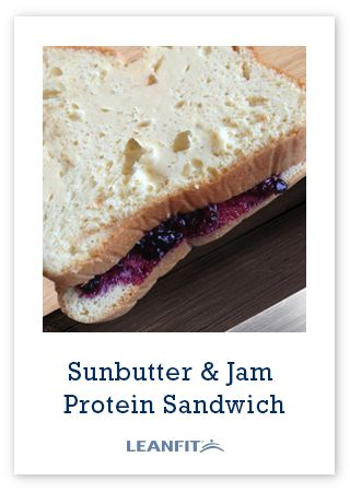 What kid doesn't love a classic PB&J? Now you can create the perfect nut-free alternative to pop into the lunchbox! With a few simple swaps, your new & improved sandwich can become a complete meal with real fruit, healthy fats, and a full serving of protein!