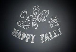Jesienna ściana/ Autumn Wall | Wielka Królewna i może