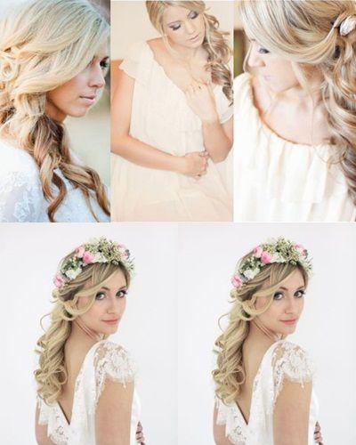 65 Model Gaya Rambut Pengantin Wanita Modern Dan Terbaru ~ Sealkazz Blog