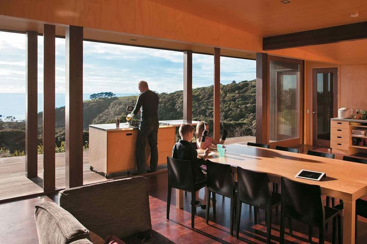 Tutukaka Holiday House, Northland, Crosson Clarke Carnachan Architects