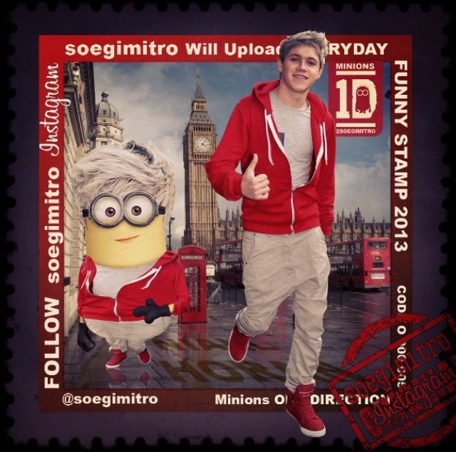 One Direction - Niall