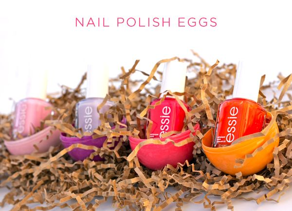 44 best easter images on pinterest easter gift ideas and hoppy easter fill plastic easter eggs with coordinating nail polish great easter gift for me ballisty ballisty lynch negle