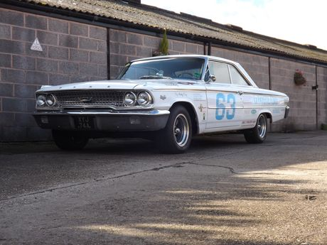 1963 Ford Galaxie 500XL - Silverstone Auctions