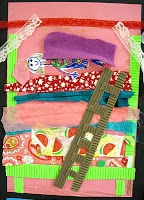 Princess and the Pea art project
