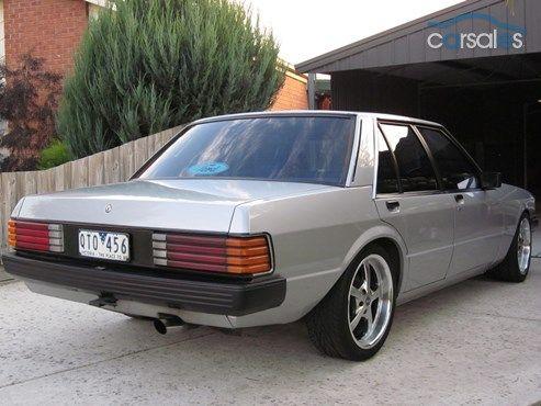 1982 Ford Falcon XE GL