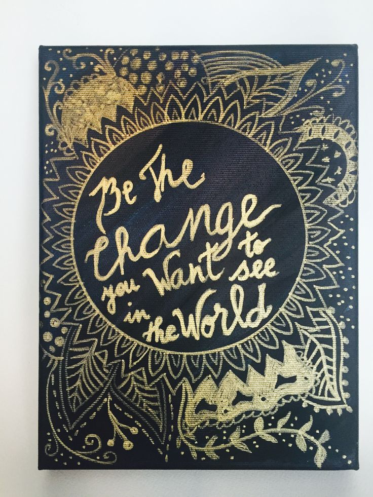Upcycled canvas. Handmade by Lukico. Quotes that we like.