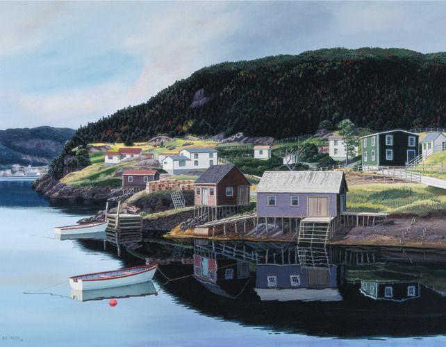 Ed Roche, Newfoundland Art | Gallery