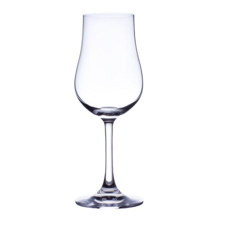 Anchor Hocking Stolzle 200-00-30 Classic 6 3/4 oz. Euro Brandy Glass - 6 / Box
