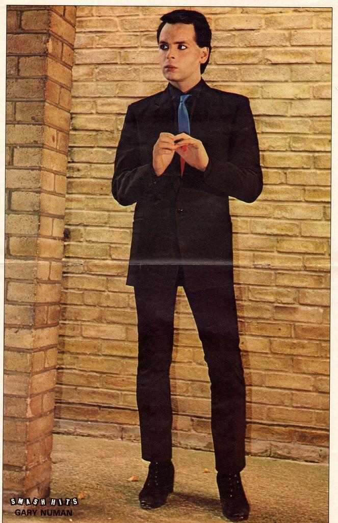 GARY NUMAN, Telekon, 1980...Still making hits in the UK.