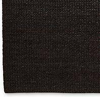 Nestra Jute Rug - Dark Charcoal