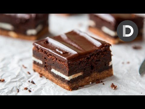 OMG Slutty Brownie! How to make Chocolate Chip Cookie Oreo Brownies! - YouTube