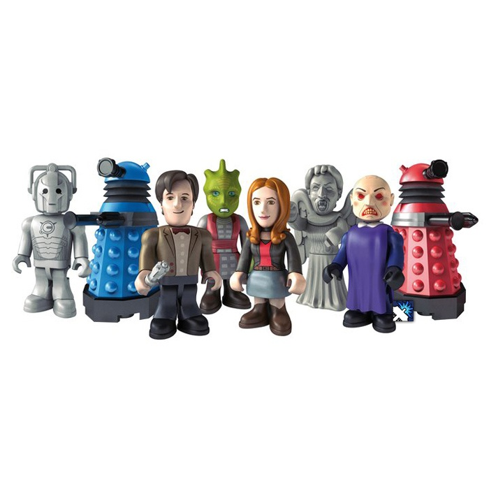 Dr Who Lego's!