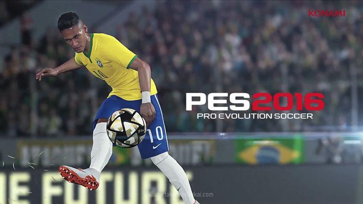 Première annonce concernant Pro Evolution Soccer 2016 ! Konami Digital Entertainment vient de dévoiler que le joueur brésilien du FC Barcelone Neymar Jr. sera l'égérie de l'opus 2016 de la célèbre simulation de football. Par la même occasion, l'éditeur vient de mettre en ligne un tout premier trailer qui confirme l'annonce du jeu pour vendredi prochain !