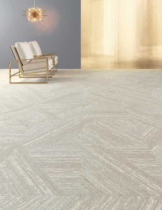 Shaw Contract | Honed Tile - Carpet tile that mimics the effect of natural stone