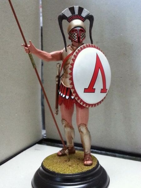 The hoplite was a citizen-soldier, heavy infantry, of the city-states of ancient Greece.