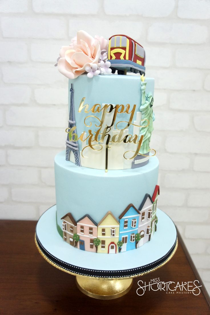 43 best Birthday Cakes for Adults images on Pinterest | Anniversary ...