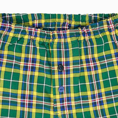 Pants CIRCUS GREEN – Pan Pantaloni Summer Tribes 2015 collection for kids, light cotton pants. #fashion #kids #natural #summer #grandbazaar