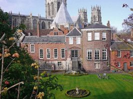 Grays Court York Yorkshire Weddings Outdoor Ceremonies 11th Century Hotel Historic