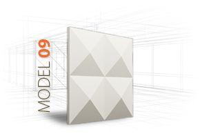 LOFT 3D seinäpaneeli, malli 09 www.dekotuote.fi