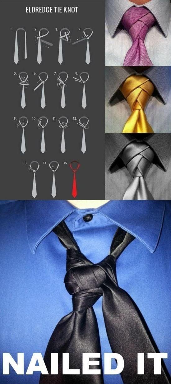Eldredge Krawattenknoten