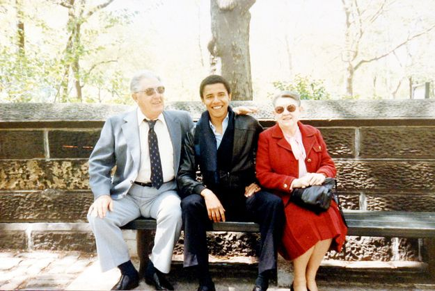 35 Photographs Of Barack Obama As A Young Man